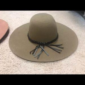 Brixton gloppy felt hat